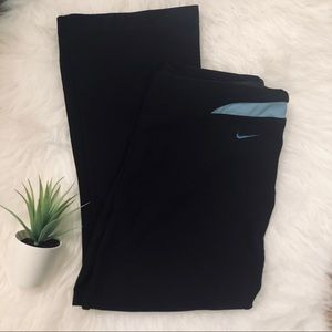 Nike Fit Dry Cropped Yoga Pants